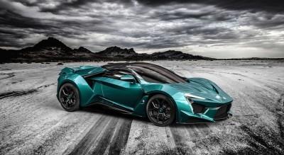 2016 W Motors FENYR SuperSport COLORS 36