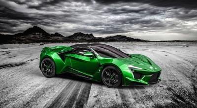 2016 W Motors FENYR SuperSport COLORS 40