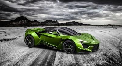 2016 W Motors FENYR SuperSport COLORS 43
