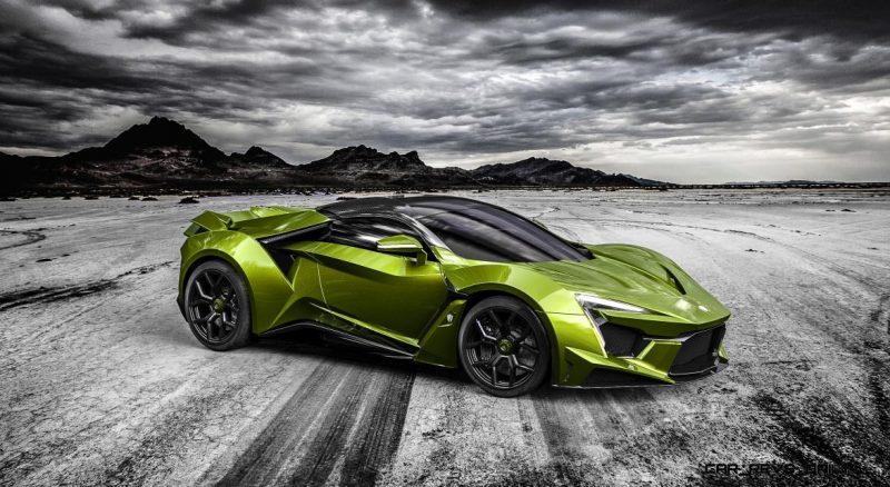 2016 W Motors FENYR SuperSport COLORS 44