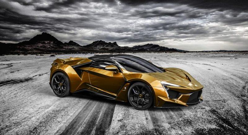 2016 W Motors FENYR SuperSport COLORS 45
