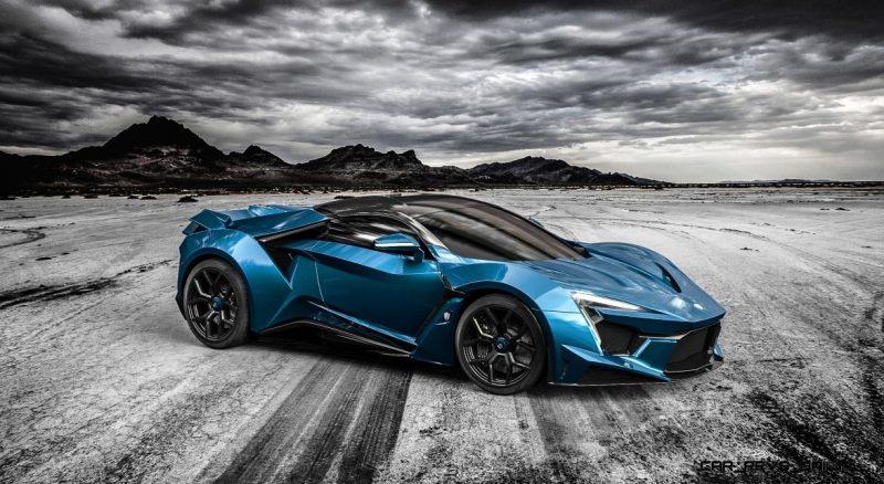 2016 W Motors FENYR SuperSport COLORS 56