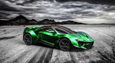 2016 W Motors FENYR SuperSport COLORS 65