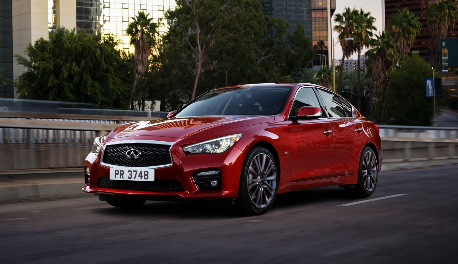 2016 infiniti q50 2 0t road test review by tim esterdahl. Black Bedroom Furniture Sets. Home Design Ideas