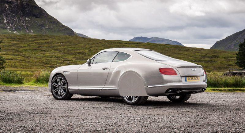 2017 Bentley Continental R-Type - Renderings 2