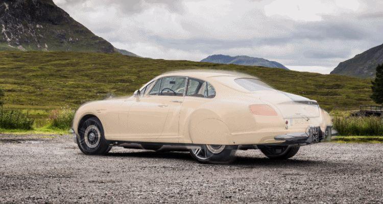 2017 Bentley Continental R-Type Renderings