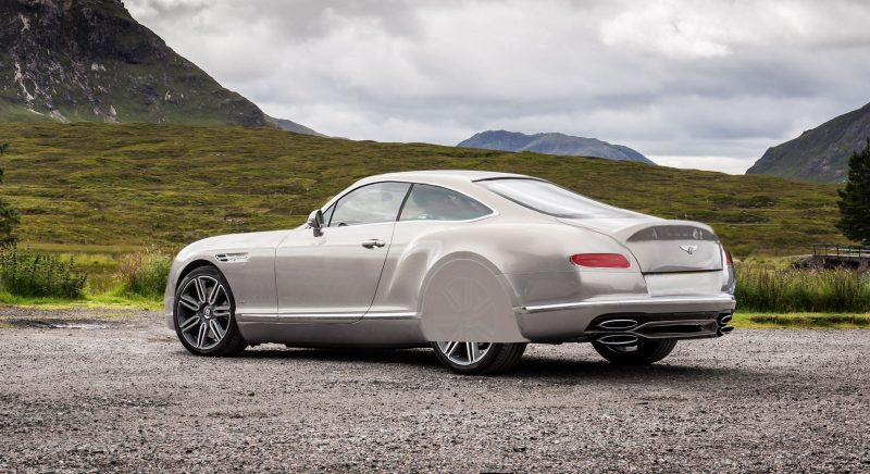 2017 Bentley Continental R-Type - Renderings 3