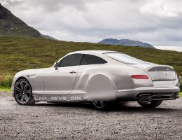 2017 Bentley Continental R-Type – Renderings, Rationale and Analysis