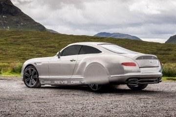 2017 Bentley Continental R-Type - Renderings 6