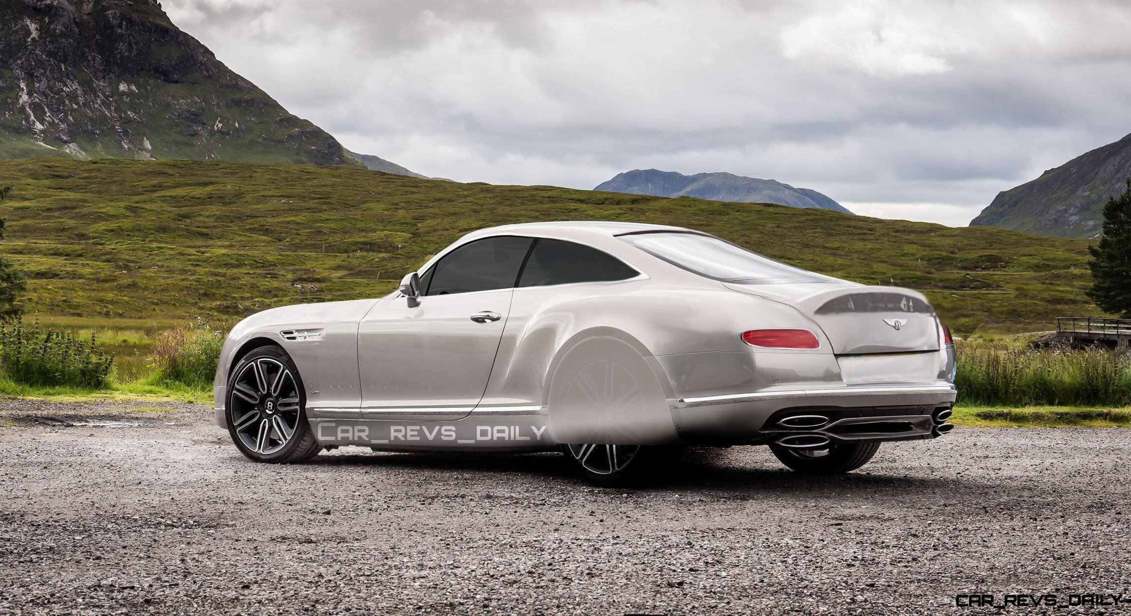 2017 Bentley Continental R-Type - Renderings 6