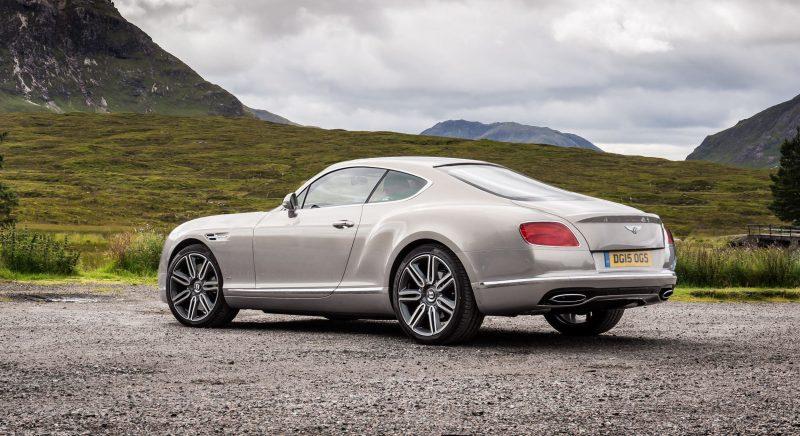 2017 Bentley Continental R-Type - Renderings 8