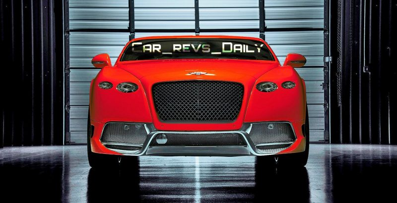 2017 Bentley Continental R-Type - Renderings, Rationale and Analysis 1