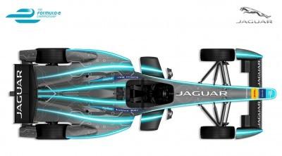 2017 Jaguar Formula E 25