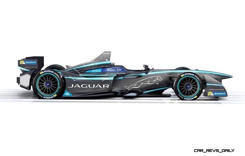 2017 Jaguar Formula E 32