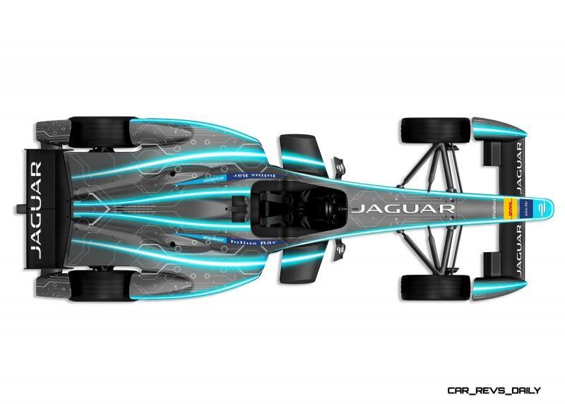 2017 Jaguar Formula E 33
