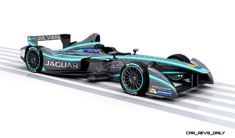 2017 Jaguar Formula E 34