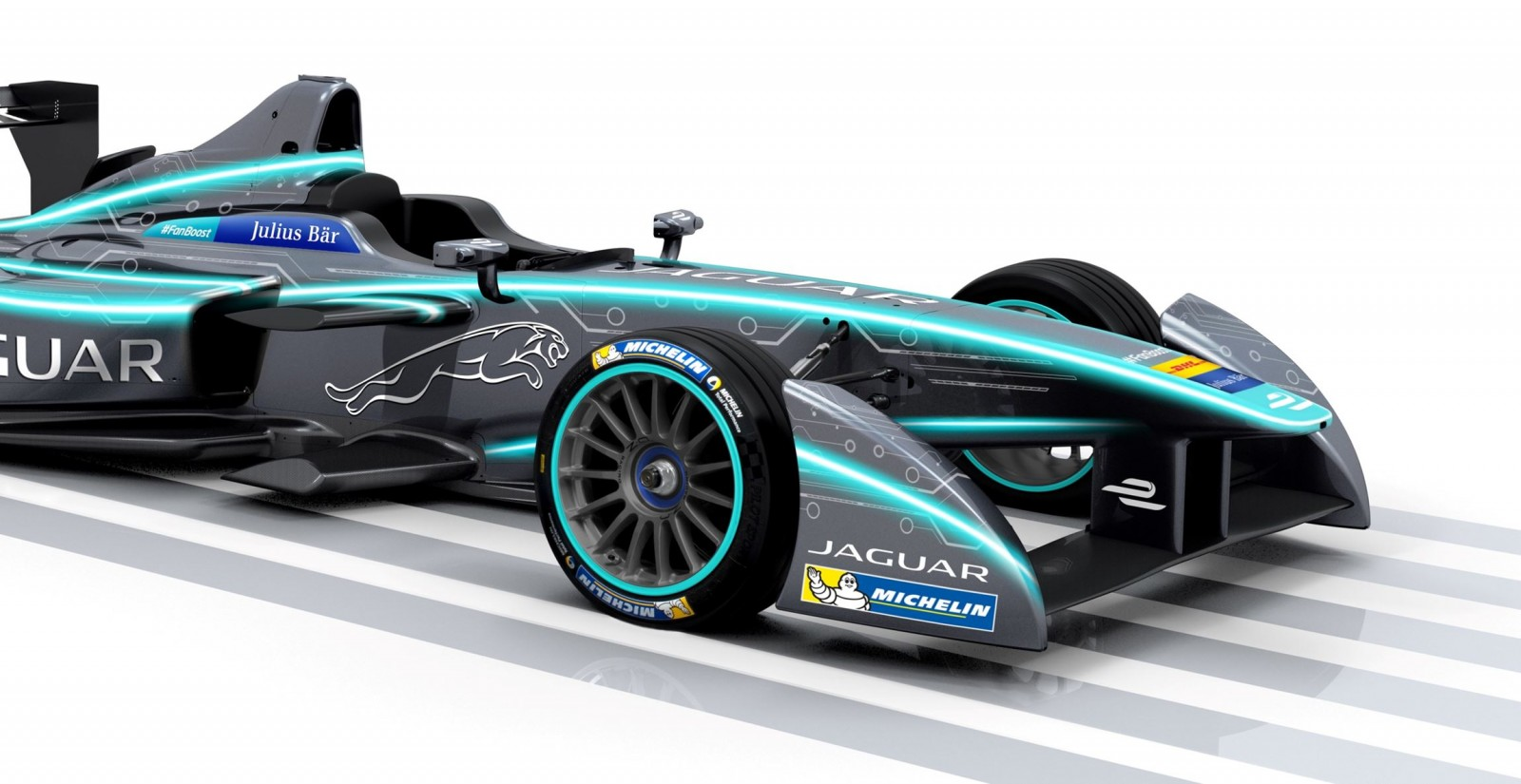 jaguar joins formula e to perfect electric skills and thrills. Black Bedroom Furniture Sets. Home Design Ideas