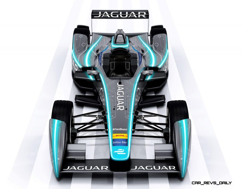 2017 Jaguar Formula E 36