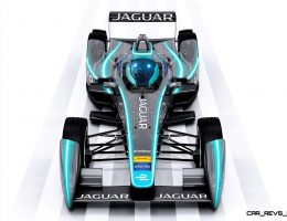 JAGUAR Joins Formula E to Perfect Electric Skills and Thrills