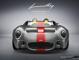 2017 Jannarelly Design JD1 is All-New, Rear-Engine Exotic from Talent Behind LYKAN HyperSport and Zarooq Sandracer