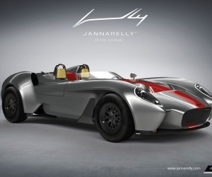 2017 Jannarelly Design Jd1 Is All New Rear Engine Exotic From Talent Behind Lykan Hypersport And Zarooq Sandracer