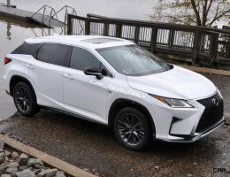 Exclusive Animated Renderings – 2017 Lexus RX-L Is LWB 7-Seat Variant