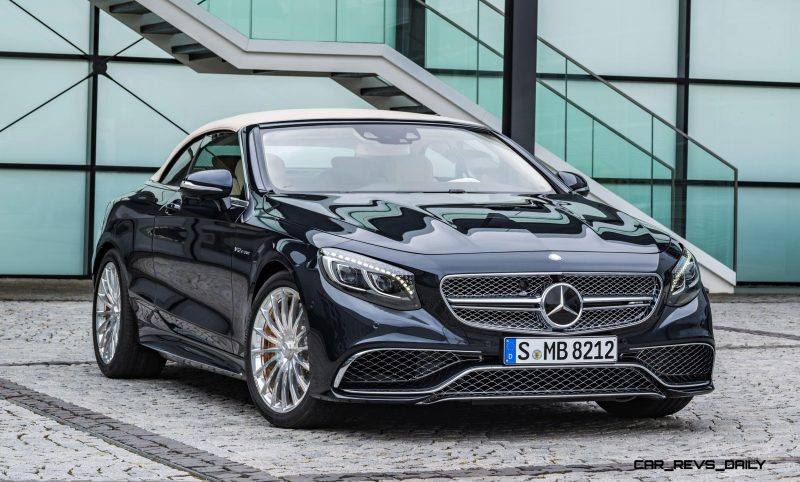 2017 Mercedes-AMG S65 Cabriolet 10