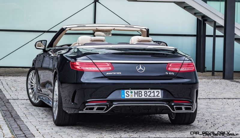 2017 Mercedes-AMG S65 Cabriolet 15