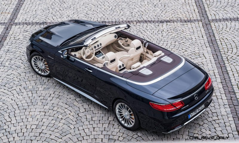 2017 Mercedes-AMG S65 Cabriolet 18