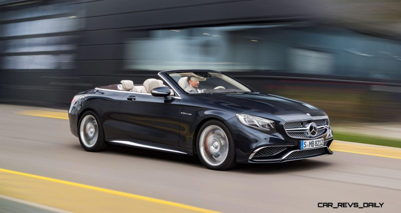 2017 Mercedes-AMG S65 Cabriolet 4