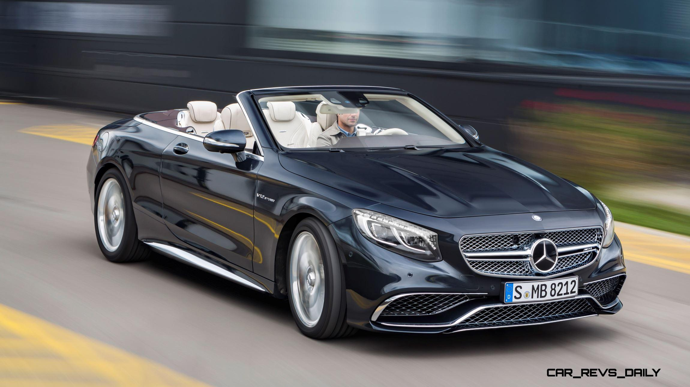 630hp v12tt 2017 mercedes amg s65 cabriolet arrives in may bentley gtc and rr dawn beware. Black Bedroom Furniture Sets. Home Design Ideas