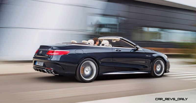 2017 Mercedes-AMG S65 Cabriolet 7