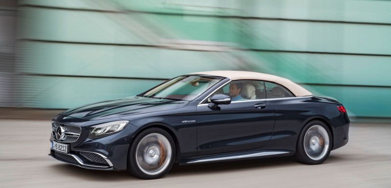 2017 Mercedes-AMG S65 Cabriolet 8