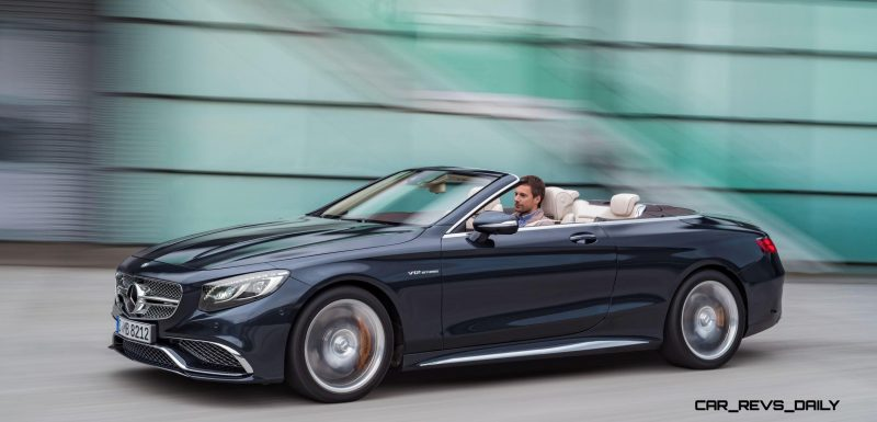 2017 Mercedes-AMG S65 Cabriolet 9