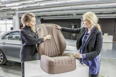 The All-New E-Class, European Model Shown
