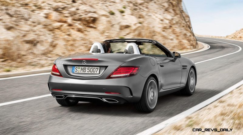 2017 Mercedes-Benz SLC 29