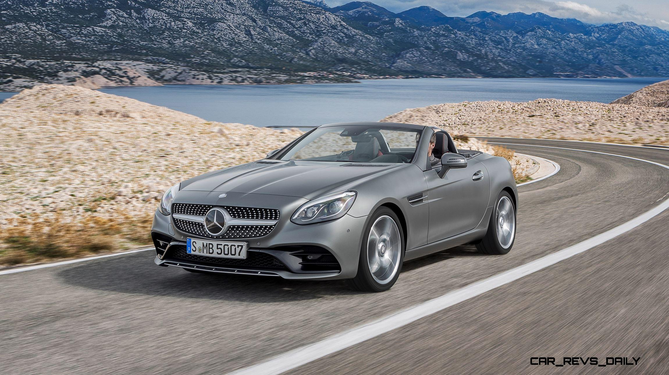 2017 mercedes benz slc 30 for Slc mercedes benz