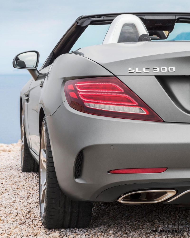 2017 Mercedes-Benz SLC 35