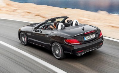 2017 Mercedes-Benz SLC 48