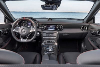 2017 Mercedes-Benz SLC 62