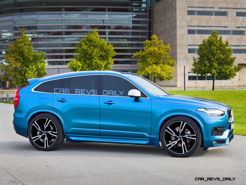 2018 volvo crossover. unique 2018 2018 volvo xc80 polestar renderings intended volvo crossover