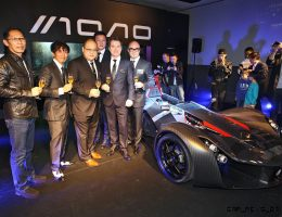 BAC MONO Sweeping Hong Kong! New Showroom Sells 8 Cars on First Day