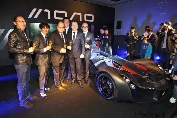 BAC MONO Sweeping Hong Kong! New Showroom Sells 8 Cars on First Day