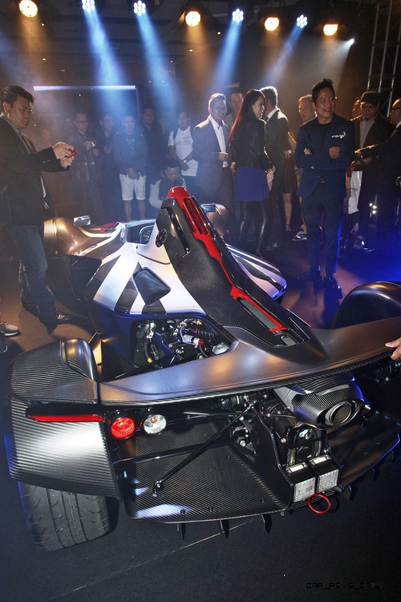 BAC MONO Hong Kong Showroom Launch 3
