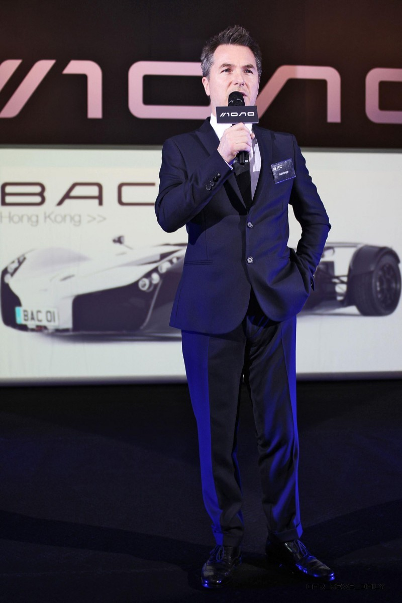 BAC MONO Hong Kong Showroom Launch 4