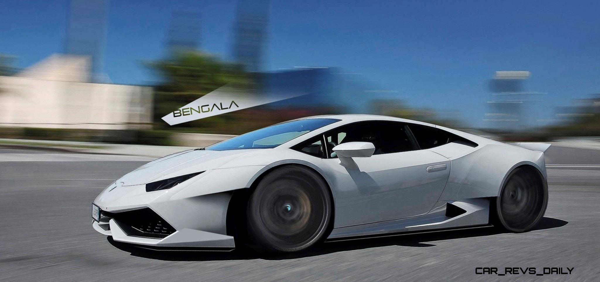 Sports Cars Luxury >> BENGALA Auto Design - Widebody Boutique Prelaunch Gallery