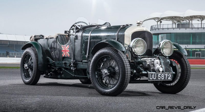 Bentley Birkin 'Blower'