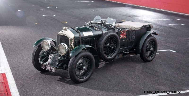 Bentley Birkin 'Blower'   (3)