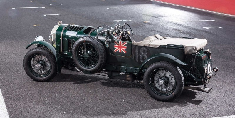Bentley Birkin 'Blower'   (4)
