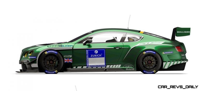 Bentley Continental GT3(1)